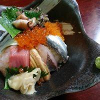 (閉店)筑紫野市の海鮮居酒屋「海さくら」ランチの海鮮丼が美味い!