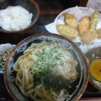 朝倉郡筑前町「お多福うどん」ほぼほぼ1コインな定食がありがたい♪